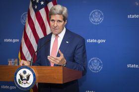 Secretary John Kerry, photo: CTK