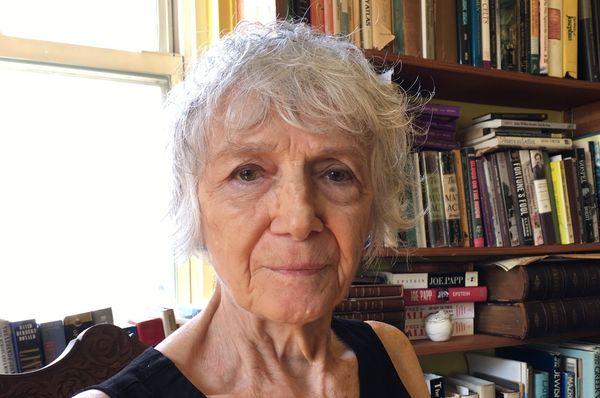 Gail Papp ve svém bytě v New Yorku, foto: Ian Willoughby