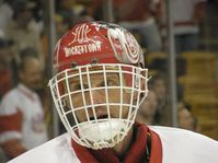 Dominik Hasek, photo: Dan4th Nicholas, CC BY-SA 2.0