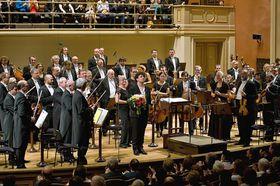 Prague Radio Symphony Orchestra, photo: Tomáš Vodňanský