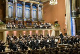 La Philharmonie tchèque, photo: Petra Hajská / Česká filharmonie