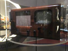 Šafránek's Television from 1939, Photo: Tom McEnchroe
