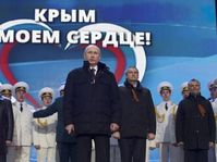 Vladimir Putin, photo: CTK