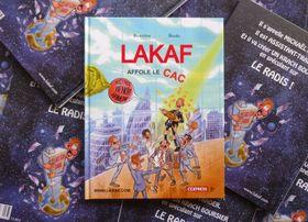 'Lakaf affole le CAC', photo: Archives de Filip Škoda