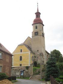 Kostel Seslání svatého Ducha ve Višňové, foto: Rotatebot, Wikimedia Commons, CC BY-SA 2.5