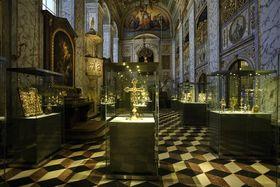 Svatovítský poklad, foto: oficiální stránky Pražského hradu