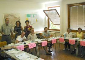 Účastníci kurzu