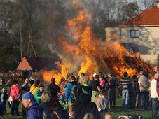 Walpurgisnacht (Foto: Petr Brož, Wikimedia Commons, CC BY 3.0)