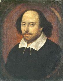 Уильям Шекспир, фото: открытый источник