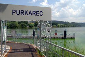 Moldau in Purkarec (Foto: Donald Judge, CC BY 2.0)