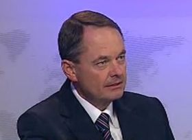 Josef Dvornák, foto: ČT