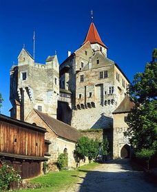 Burg Pernstein (Foto: CzechTourism)