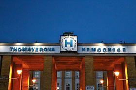 Thomayer-Klinikum (Foto: VitVit, Wikimedia Commons, CC BY-SA 4.0)