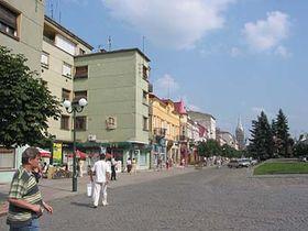 Mukačevo, foto: autorka