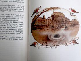 'La guerra de las salamandras', foto: repro Karel Čapek, 'Válka s mloky' / Československý spisovatel, 1986