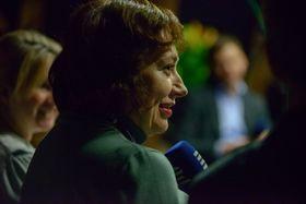 Klára Stejskalová (Foto: Khalil Baalbaki, Archiv des Tschechischen Rundfunks)