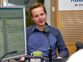Криштоф Гадек (Фото: Анна Духкова, Чешское радио)