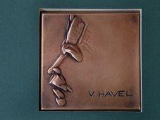 Le Prix Václav Havel, photo: Facebook de la Bibliothèque Václav Havel