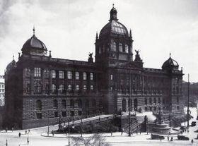 Museo Nacional de Praga, fuente: public domain