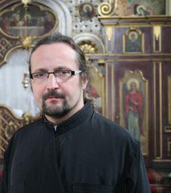 Настоятель собора, отец Вацлав Ежек, Фото: Ондржей Томшу, Чешское радио - Радио Прага