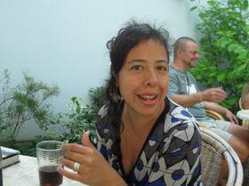 Cristina Maldonado.