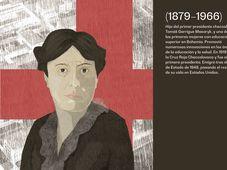 Alice Masaryková, fuente: Centros Checos/FDULS