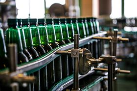 Half of the Starobrno beer production is distributed in plastic bottles, photo: archive of Starobrno brewery