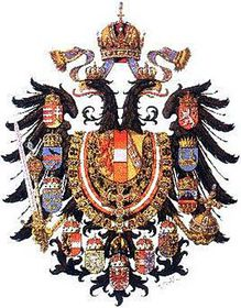 Coat of Arms of the Empire of Austria-Hungary