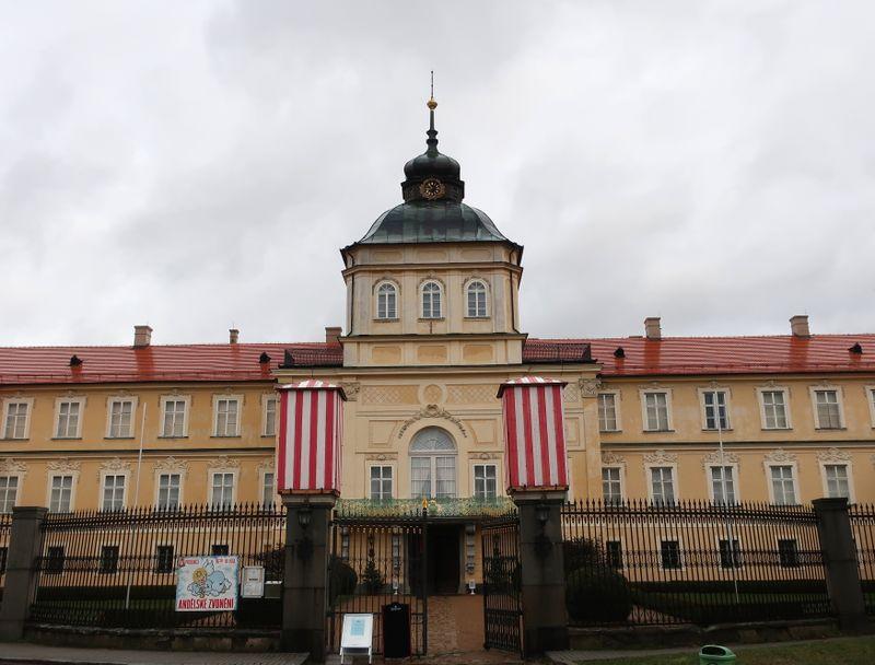 Schloss Hořovice (Foto: Martina Schneibergová)