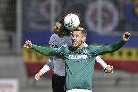 Sparta de Praga - FC Jablonec, foto: ČTK / Radek Petrášek