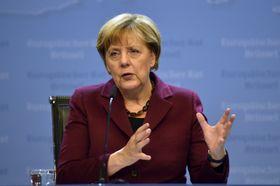 Angela Merkel, foto: ČTK