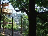 Die Replik des kommunistischen Arbeitslagers in Jáchymov (Foto: ČT24)