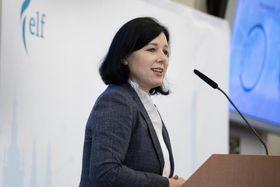 Věra Jourová (Foto: Michaela Danelová, Archiv des Tschechischen Rundfunks)