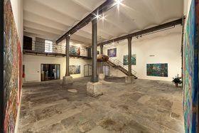 Зал Отто Плахта, Фото: Либор Свачек / Архив Художественного центра Эгона Шиле