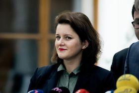 Jana Maláčová, foto: Michaela Danelová, ČRo