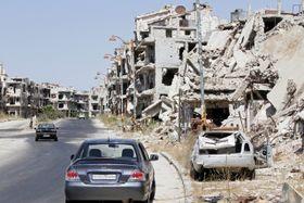 Siria, foto: ČTK