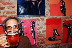 Luis Trápaga, foto: Iris Murillo