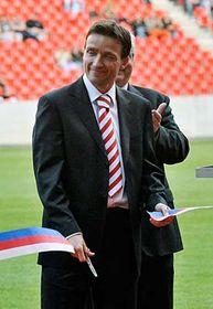 Vladimír Šmicer, photo: CTK