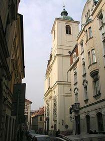 Iglesia de Santiago (Foto: autor)