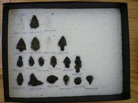 Bronzové knoflíky