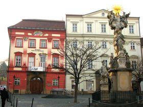 Здание театра «Гусыня на веревочке», Фото: Штепанка Будкова, Чешское радио - Радио Прага