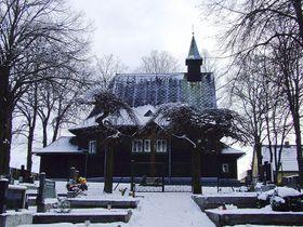 Iglesia de San Cirilo y Metodio, foto: Tomasz Nycz, CC BY-SA 3.0 Unported