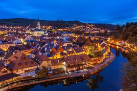 Český Krumlov, photo: Vined, Pixabay / CC0