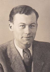 Ivo Tonder in 1940, photo: archive of Petra Tonder