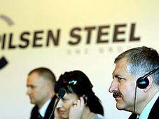 Заместитель генерального директора и технический директор ОМЗ Юрий Архипов, направо (Фото: ЧТК)