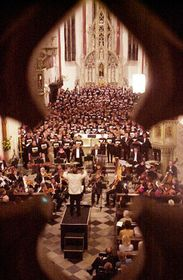 World Festival of Singing for Boys and Men, photo: CTK