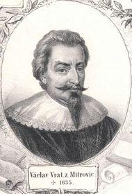 граф Вацлав Вратислав из Митровиц, фото: Public Domain