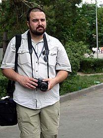 Pavel Dymeš, foto: Viktor Parkán