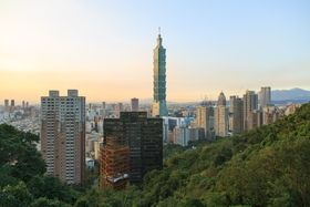 Taipei, Taïwan, photo: CEphoto, Uwe Aranas, CC BY-SA 3.0