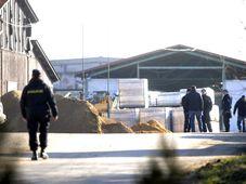 Munitions depot in Slatina, photo: CTK